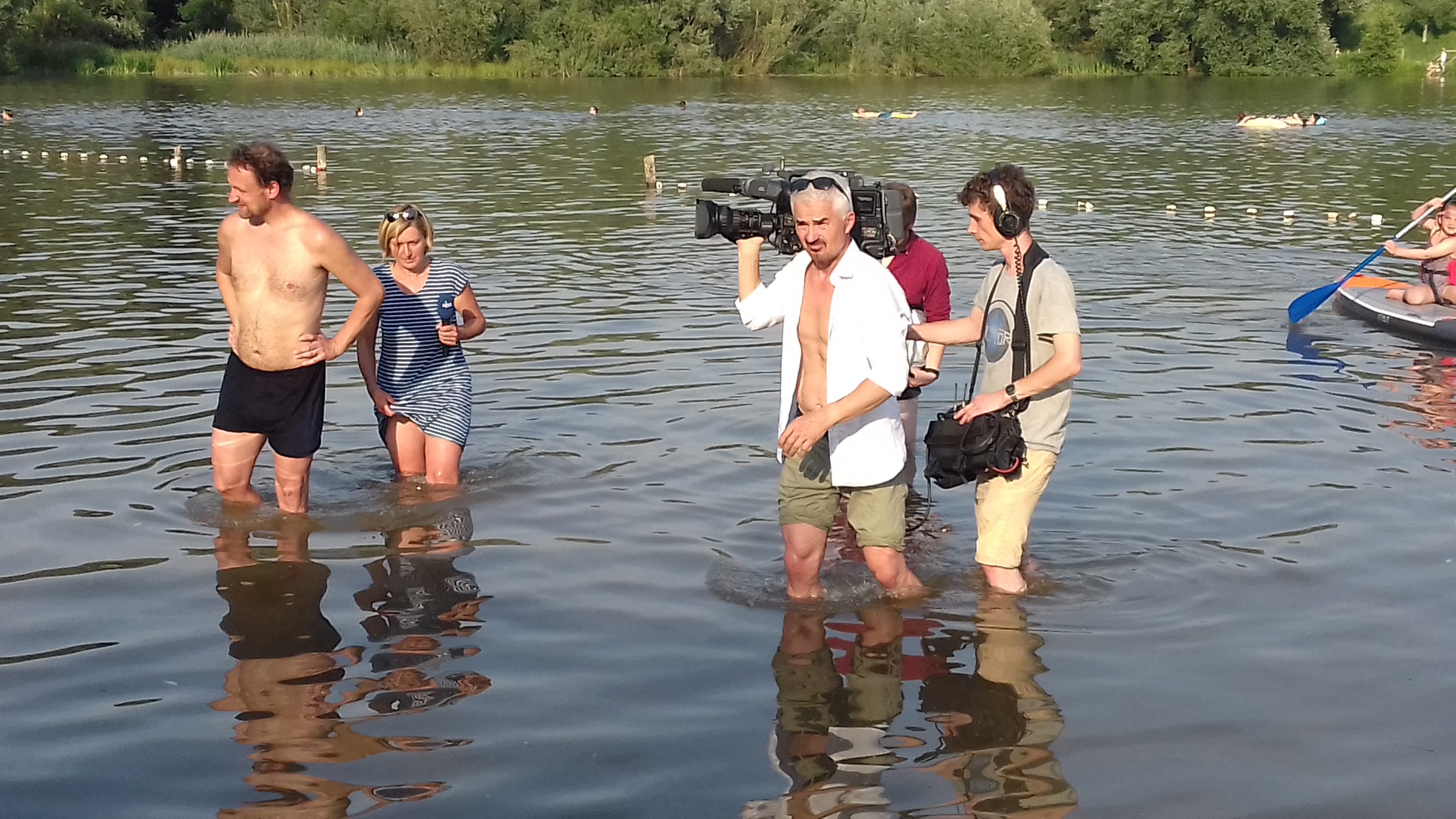 Der NDR am See