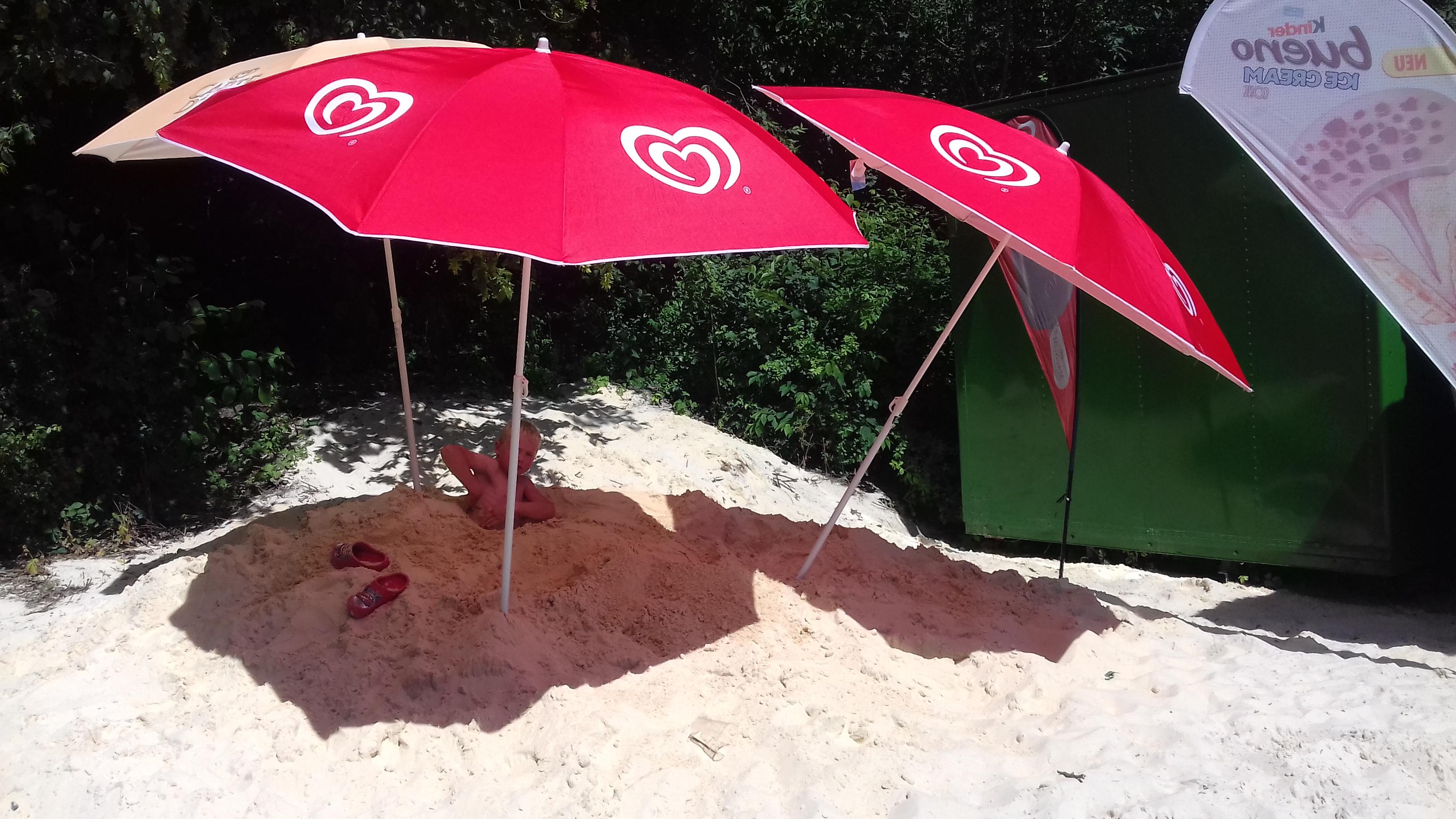 Unser keiner Strand